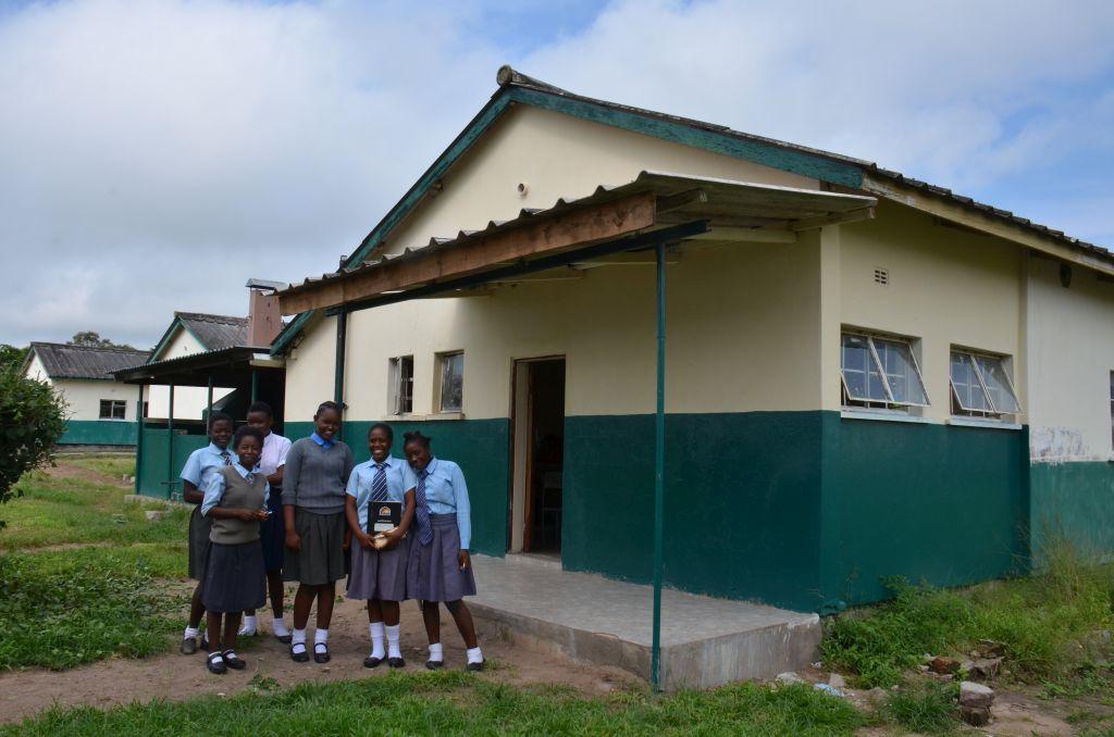 Krankenzimmer in der Schule