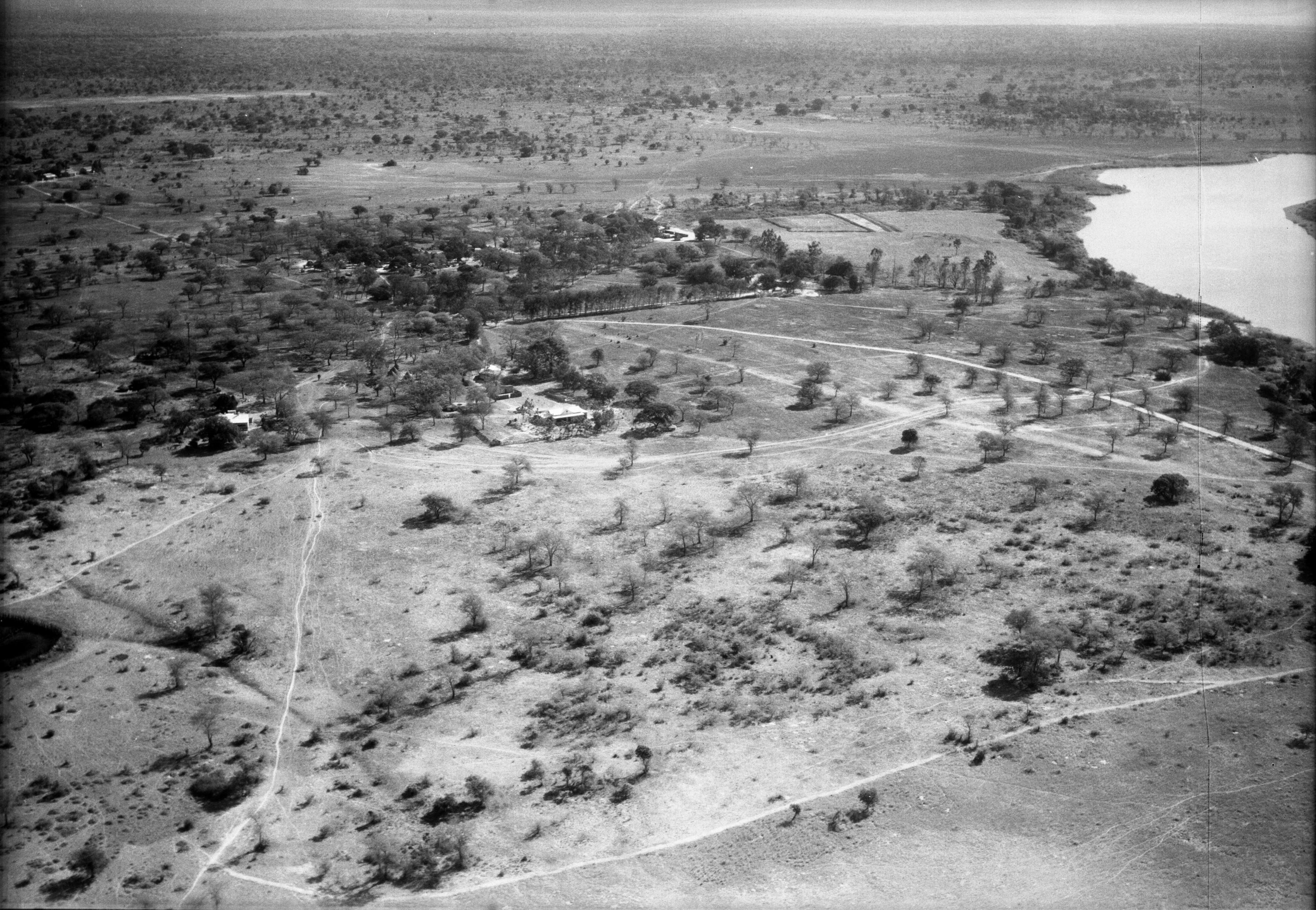 Namwala im Jahr 1937